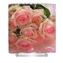 Bouquet Of Sweetness Shower Curtain
