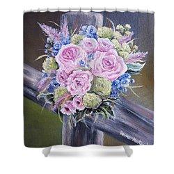 Bouquet Shower Curtain
