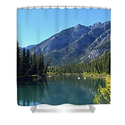 Bow River No. 2-1 Shower Curtain