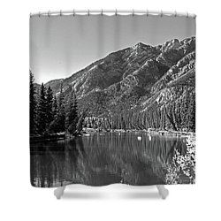 Bow River No. 2-2 Shower Curtain