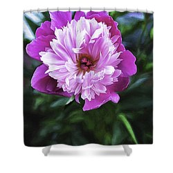 Bowl Of Beauty Shower Curtain