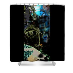 boy Shower Curtain
