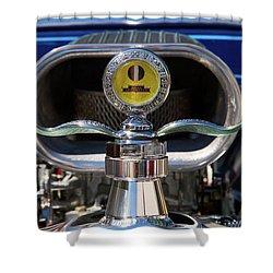 Boyce Motometer Shower Curtain by Arthur Dodd