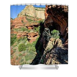 Boynton Canyon 04-420 Shower Curtain
