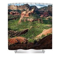 Boynton Canyon 05-942 Shower Curtain