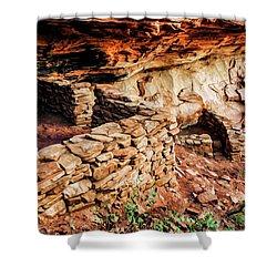 Boynton Canyon 08-012 Shower Curtain