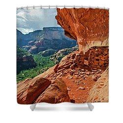 Boynton Canyon 08-174 Shower Curtain