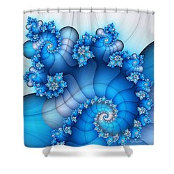 Brainstorming Shower Curtain