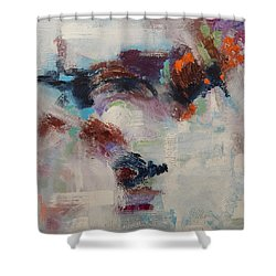 Brand New Vision Shower Curtain by Sue Furrow