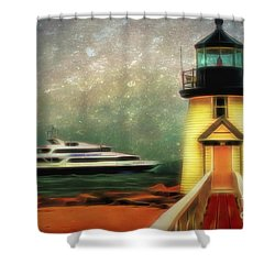 Brant Shower Curtain