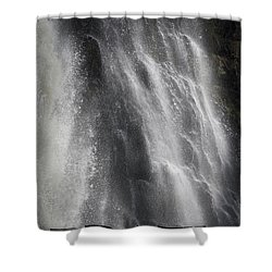 Brave Shower Curtain