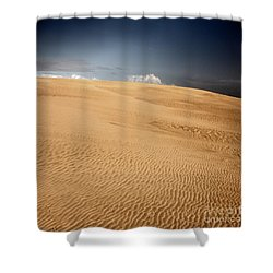 Shower Curtain featuring the photograph Brave New World by Dana DiPasquale