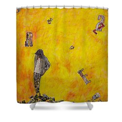 Brazen Shower Curtain