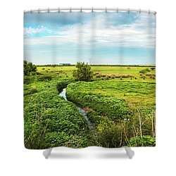 Brazilian Pampa Shower Curtain