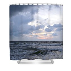 Break Of Day Shower Curtain