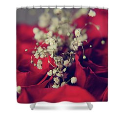 Breath Shower Curtain by Laurie Search