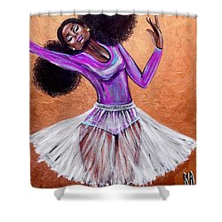 Breathtaking Moments Shower Curtain