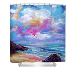 Breathtaking Shower Curtain