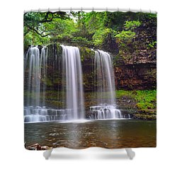 Brecon Beacons National Park 4 Shower Curtain