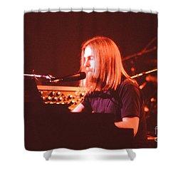 Music- Concert Grateful Dead Shower Curtain by Susan Carella