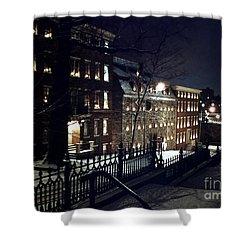 Brethrens House  Shower Curtain