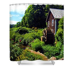 Brewster Gristmill Shower Curtain