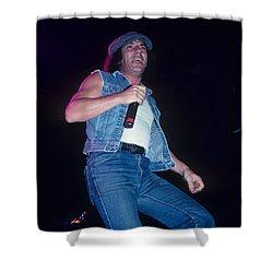 Brian Johnson Shower Curtain