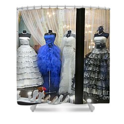 Bridal Fashion Of St. Petersburg Shower Curtain