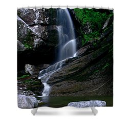 Bridal Veil Falls Shower Curtain