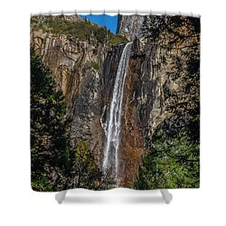 Bridal Veil Falls - My Original View Shower Curtain