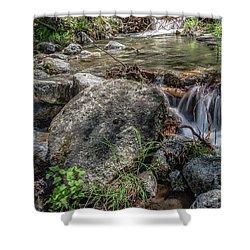 Bridalveil Creek Shower Curtain