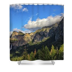 Bridalveil Fall Shower Curtain