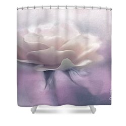 Bridesmaid Rose Shower Curtain