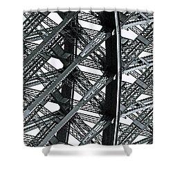 Bridge No. 7-1 Shower Curtain