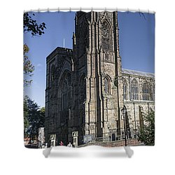 Bridlington Priory Shower Curtain