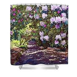 Bright And Beautiful Spring Blossom Shower Curtain