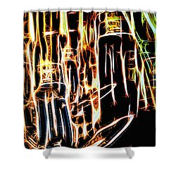 Bright And Strong Shower Curtain