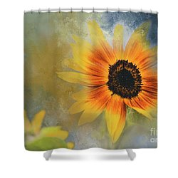 Brighter Than Sunshine Shower Curtain