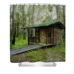 Brimbin Nature Reserve 01 Shower Curtain