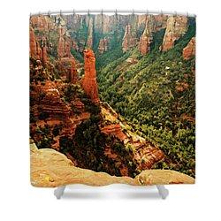 Brins Mesa 07-143 Shower Curtain