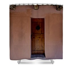 Brisighella- Single Door Shower Curtain