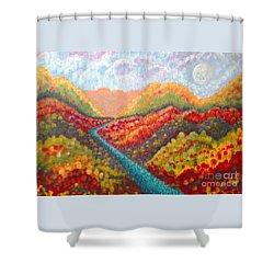 Brivant Shower Curtain