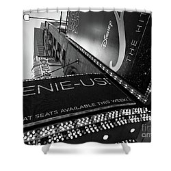 Broadway  -27868-bw Shower Curtain