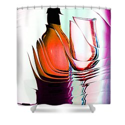 Broken Promise Shower Curtain