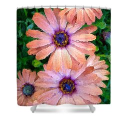 Shower Curtain featuring the photograph Bronze Beauty  by Heidi Smith
