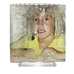Brooke Shower Curtain