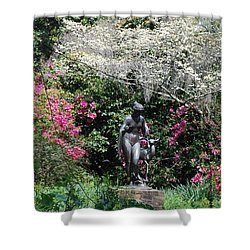 Brookgreen 3 Shower Curtain