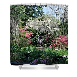 Brookgreen Gardens 2 Shower Curtain