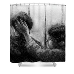 Brotherhood Shower Curtain