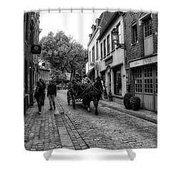 Bruges Bw5 Shower Curtain